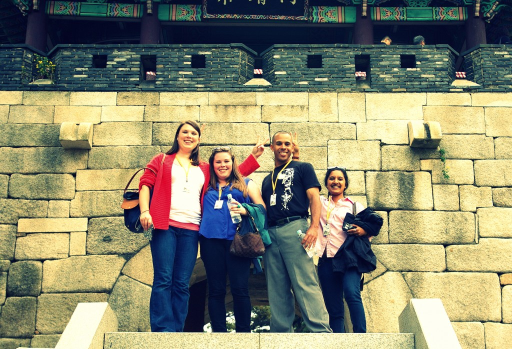 Touring the Ramparts of Seoul Korea 15