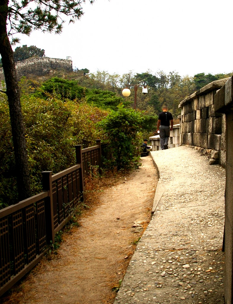 Touring the Ramparts of Seoul Korea 16