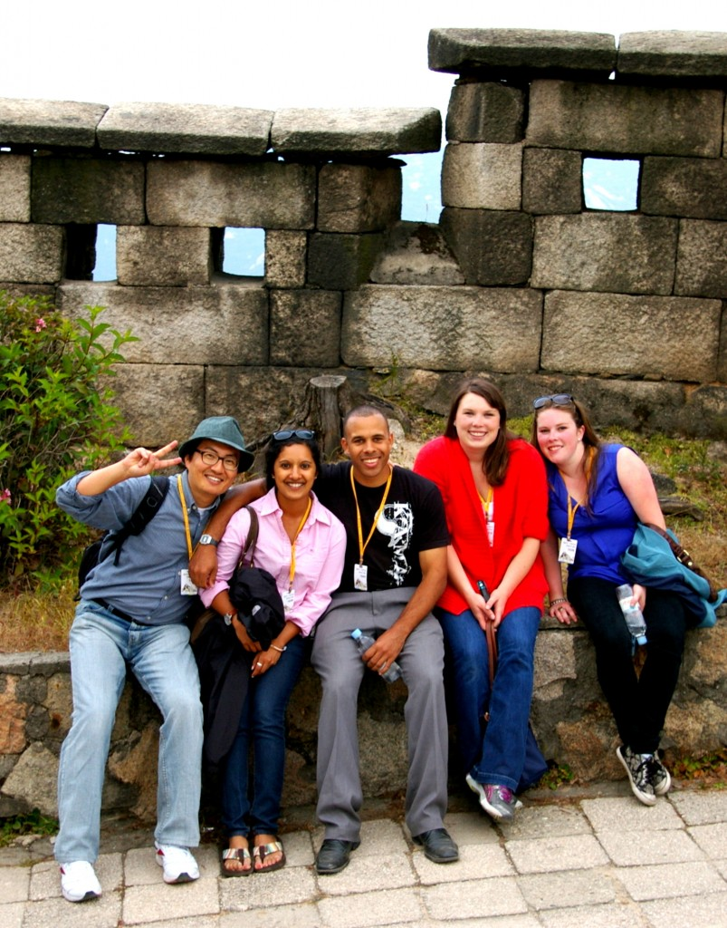 Touring the Ramparts of Seoul Korea 19