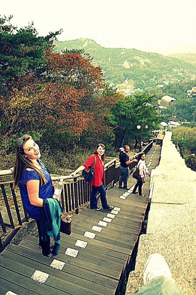Touring the Ramparts of Seoul Korea 28