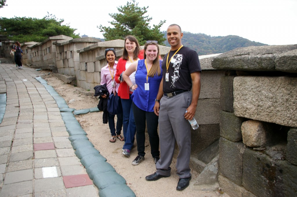 Touring the Ramparts of Seoul Korea 13