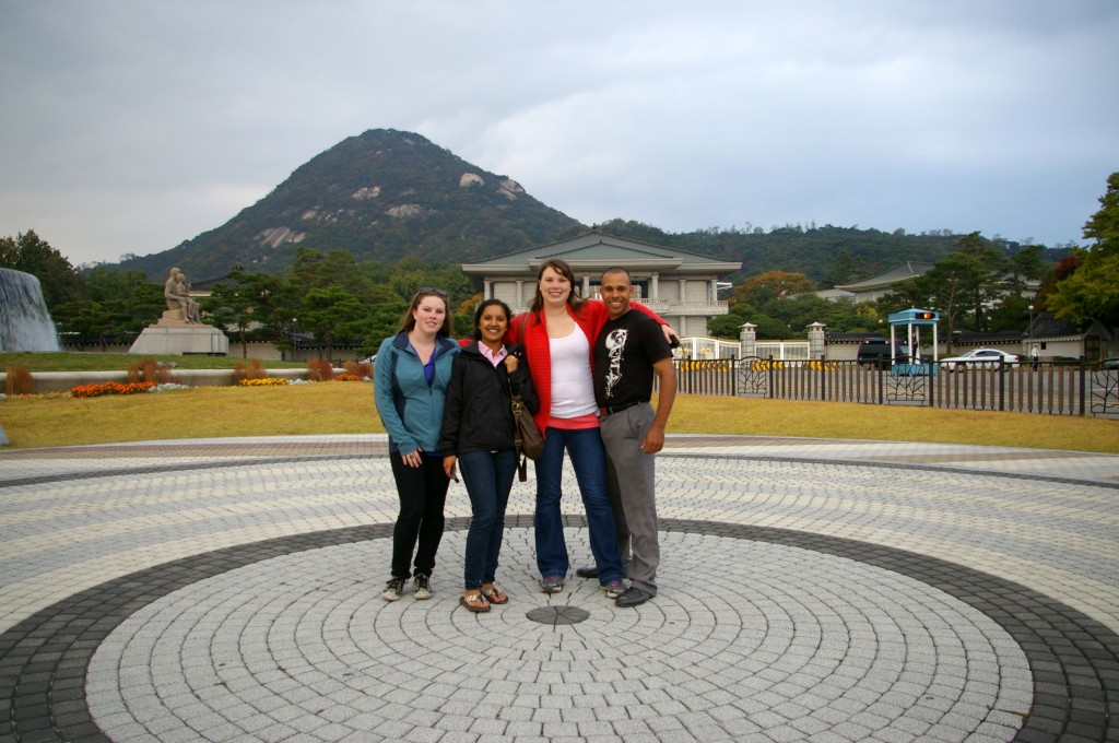 Touring the Ramparts of Seoul Korea 31