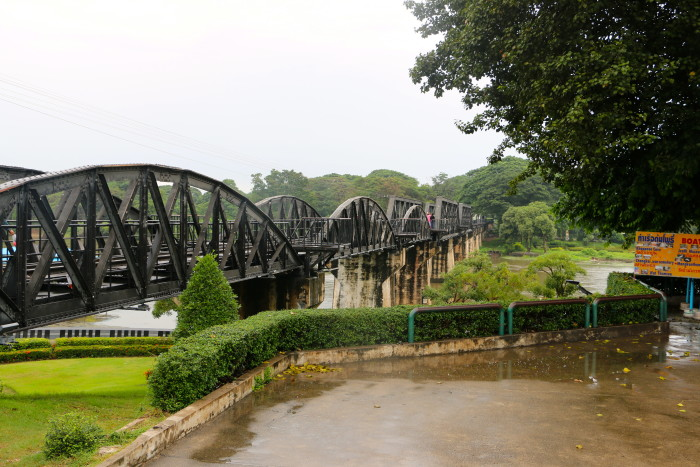 Bridge over the River Kwai Thailand 4
