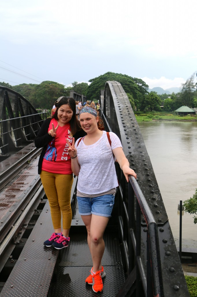 Bridge over the River Kwai Thailand 10