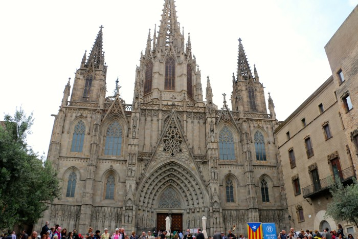 Cathederal Barcelona