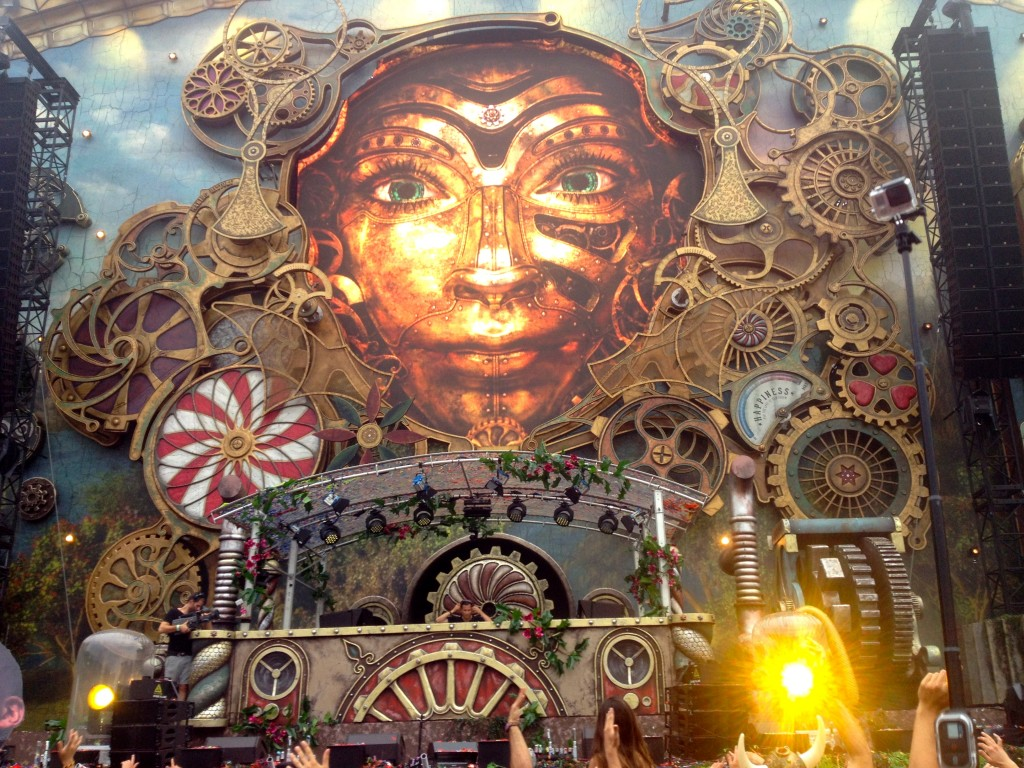 Tomorrowland Boom Belgium 10