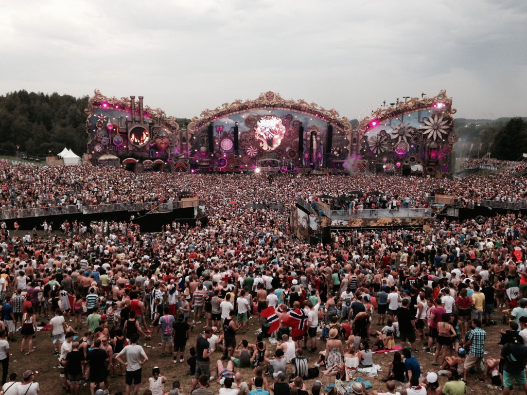 Tomorrowland Boom Belgium 118