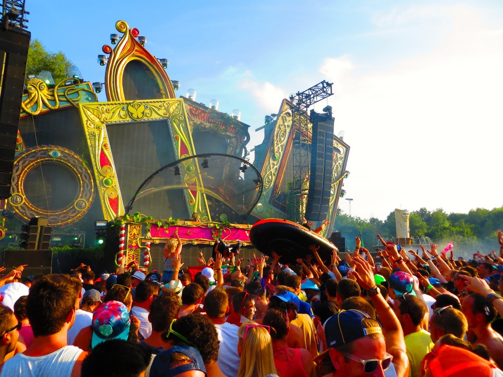 Tomorrowland Boom Belgium 23