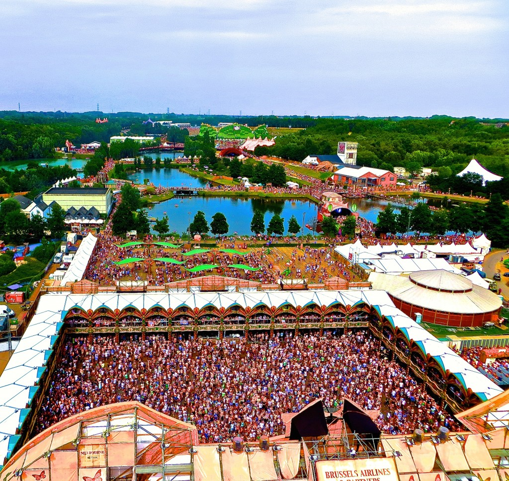 Tomorrowland Boom Belgium 35