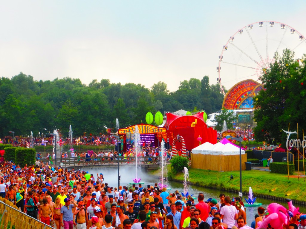Tomorrowland Boom Belgium 38