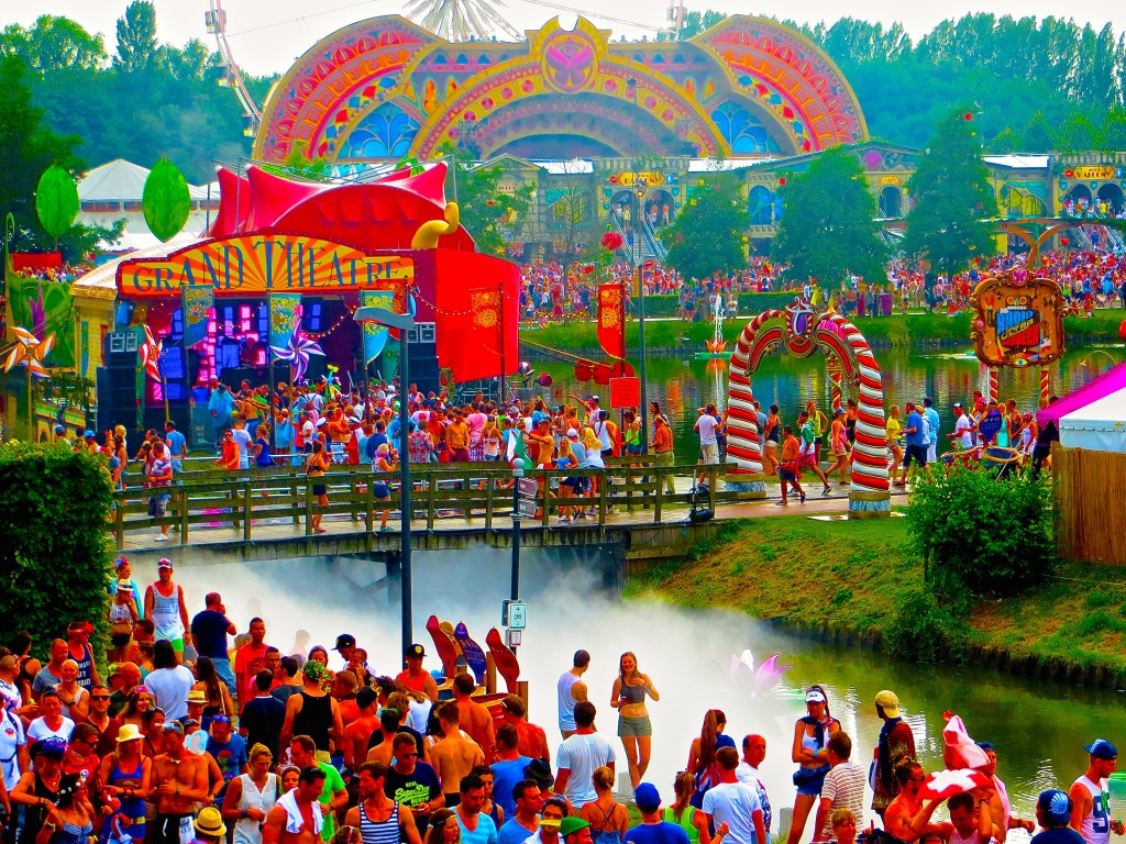 Tomorrowland Boom Belgium 40