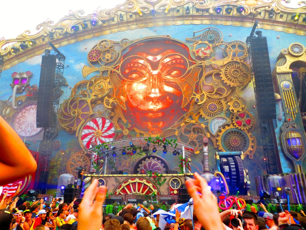Tomorrowland Boom Belgium 45