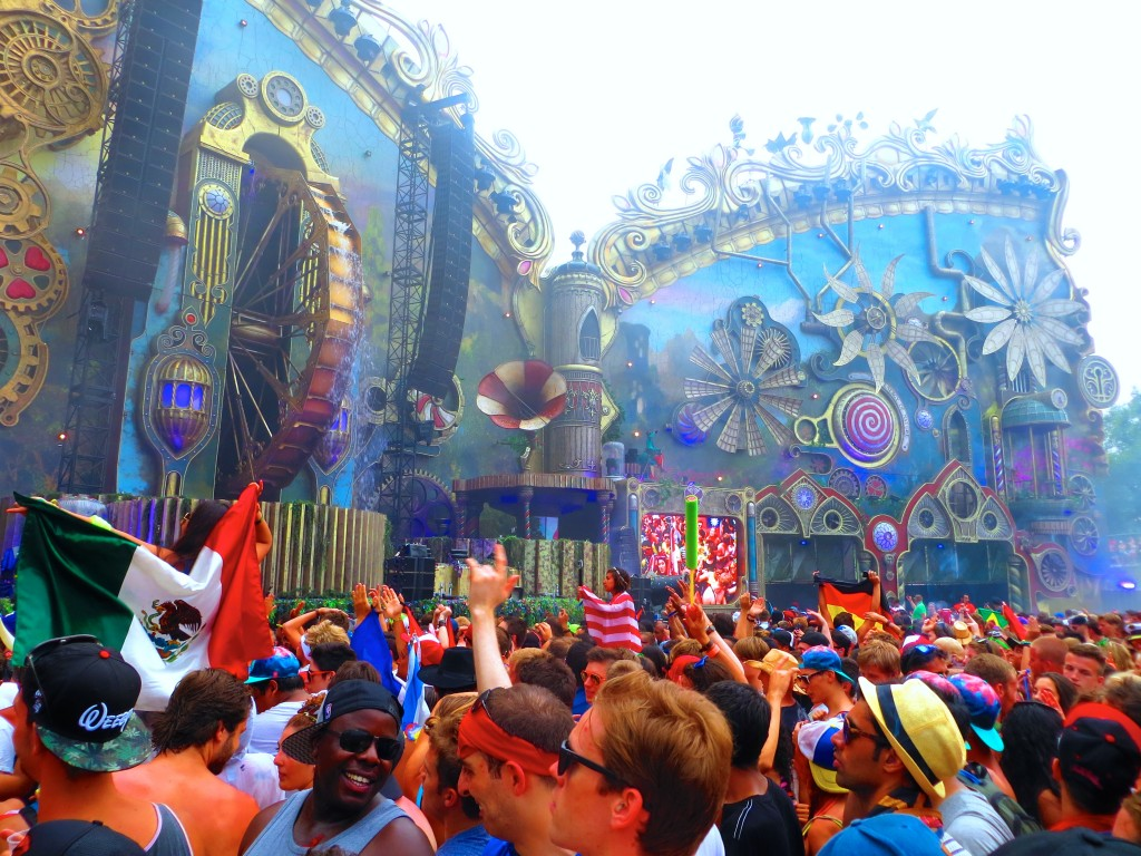 Tomorrowland Boom Belgium 47