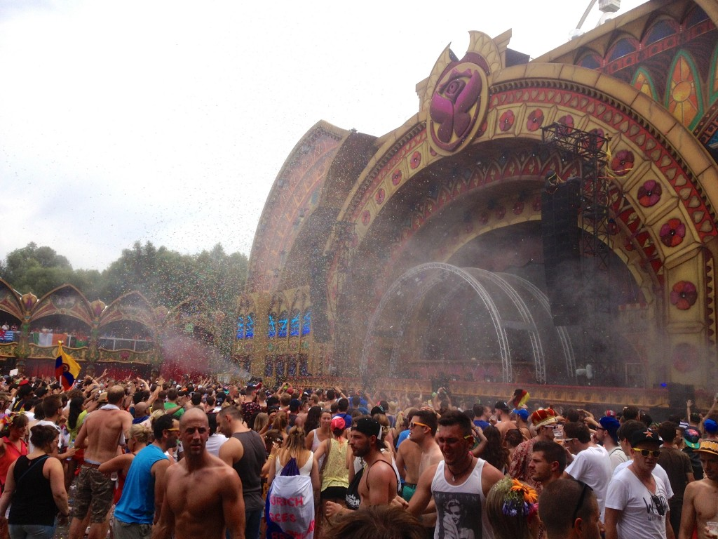 Tomorrowland Boom Belgium 8
