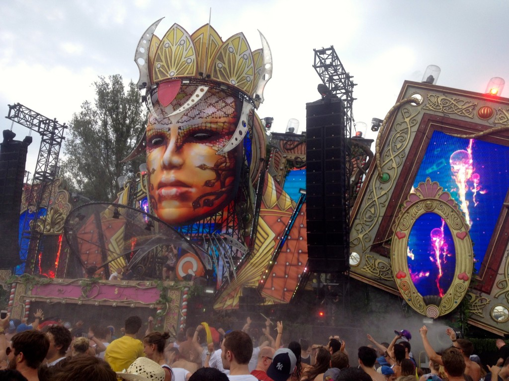 Tomorrowland Boom Belgium 9