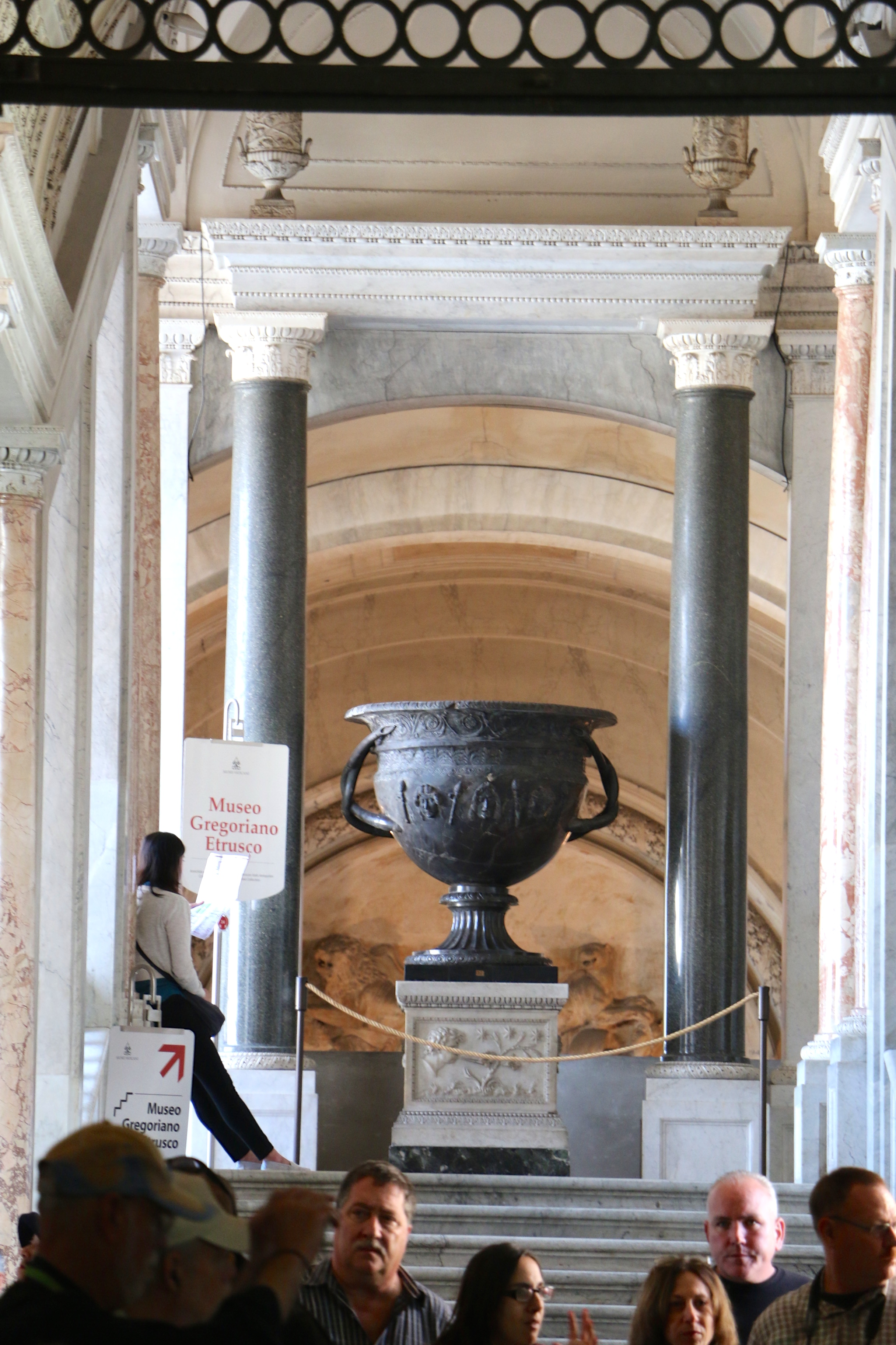 The Vatican Museum Rome Italy 9