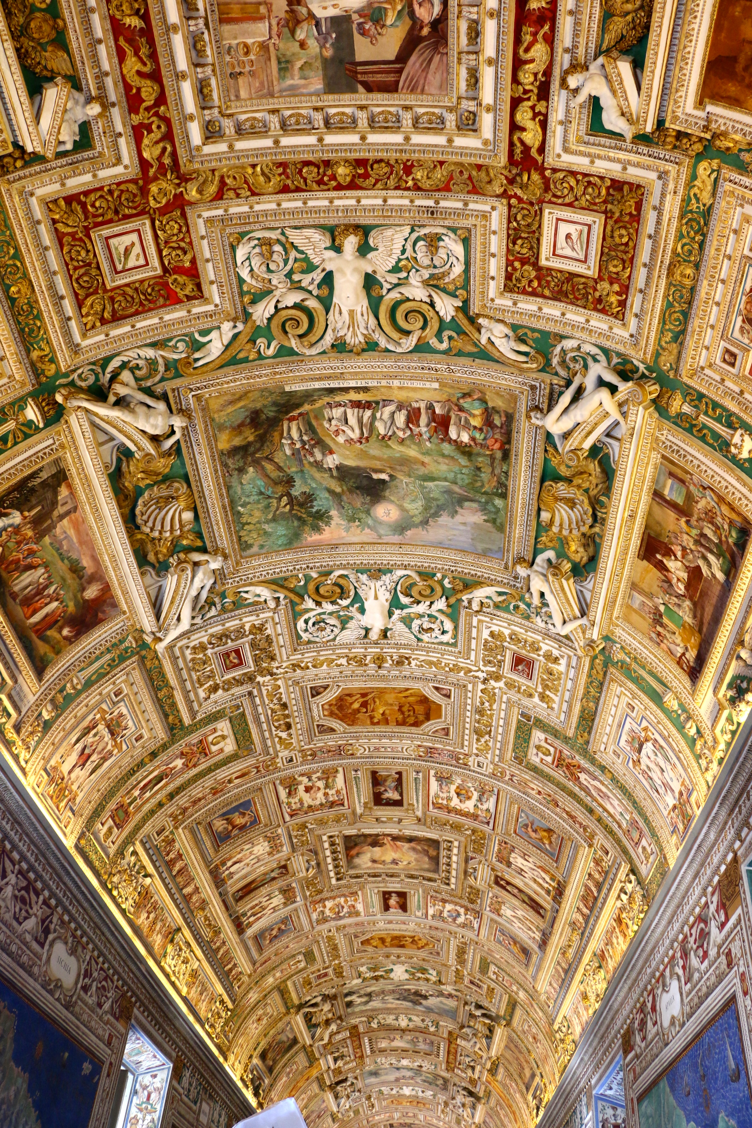 The Vatican Museum Rome Italy 7