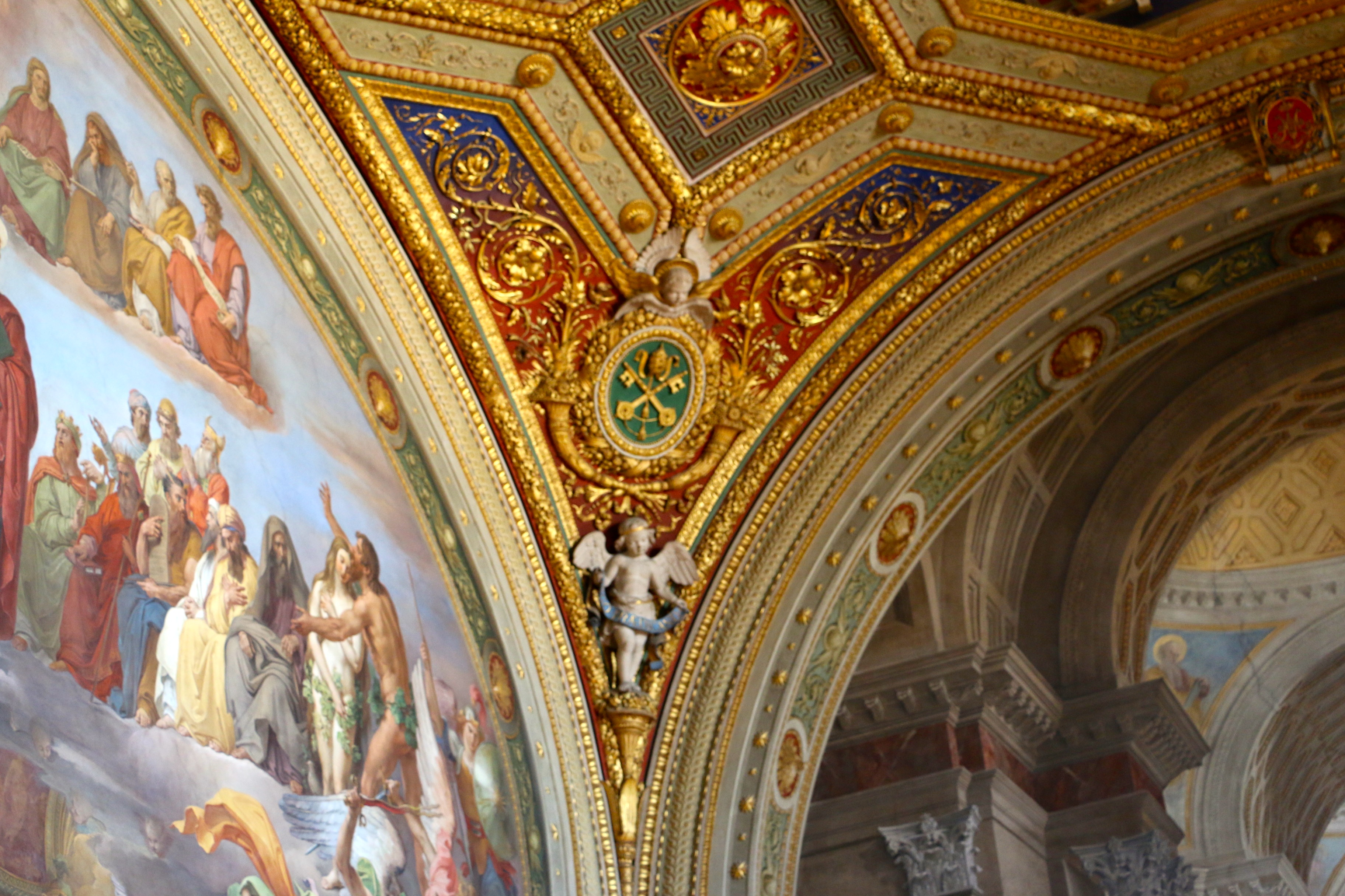 The Vatican Museum Rome Italy 4