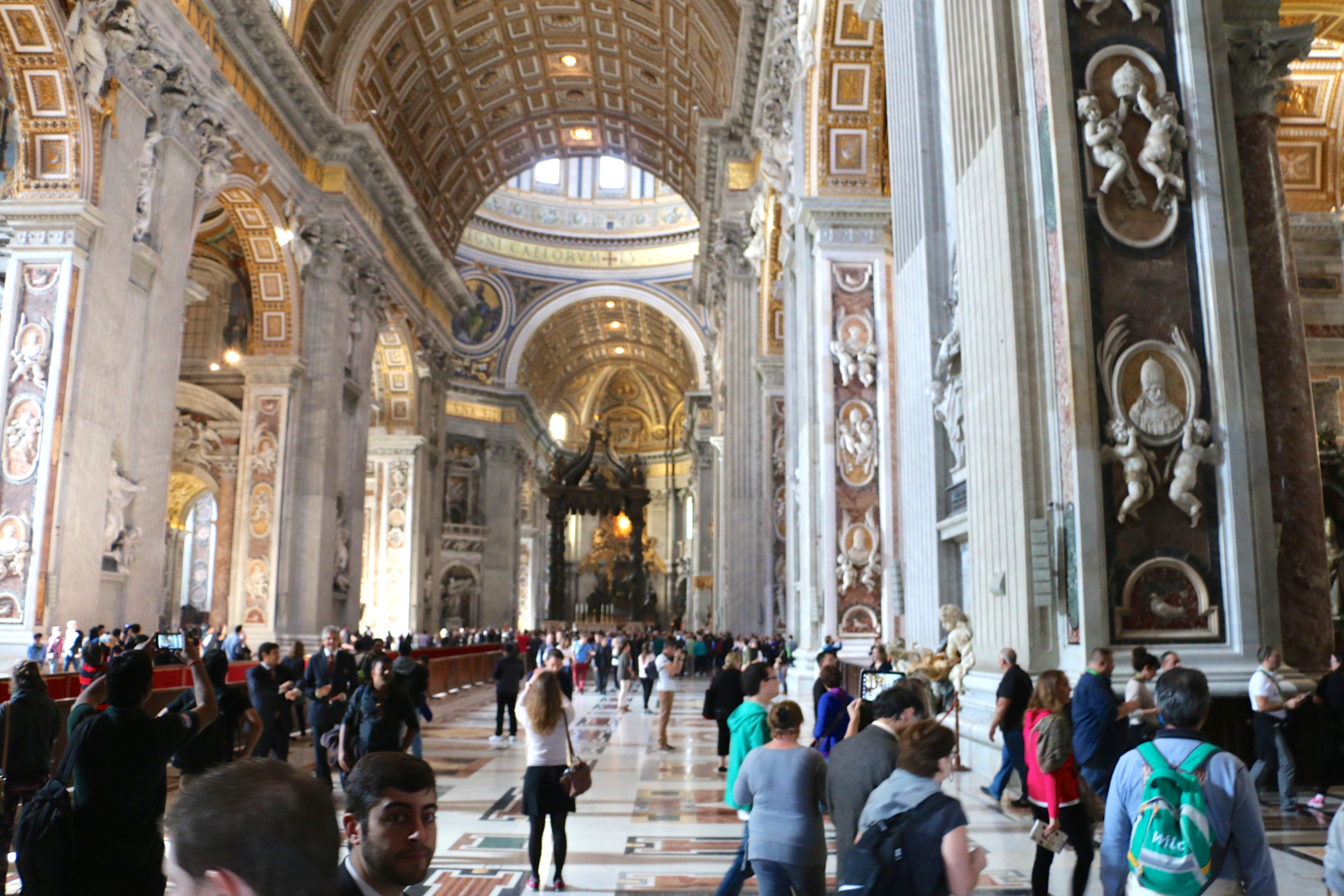 St. Peter's Basilica Rome Italy 11