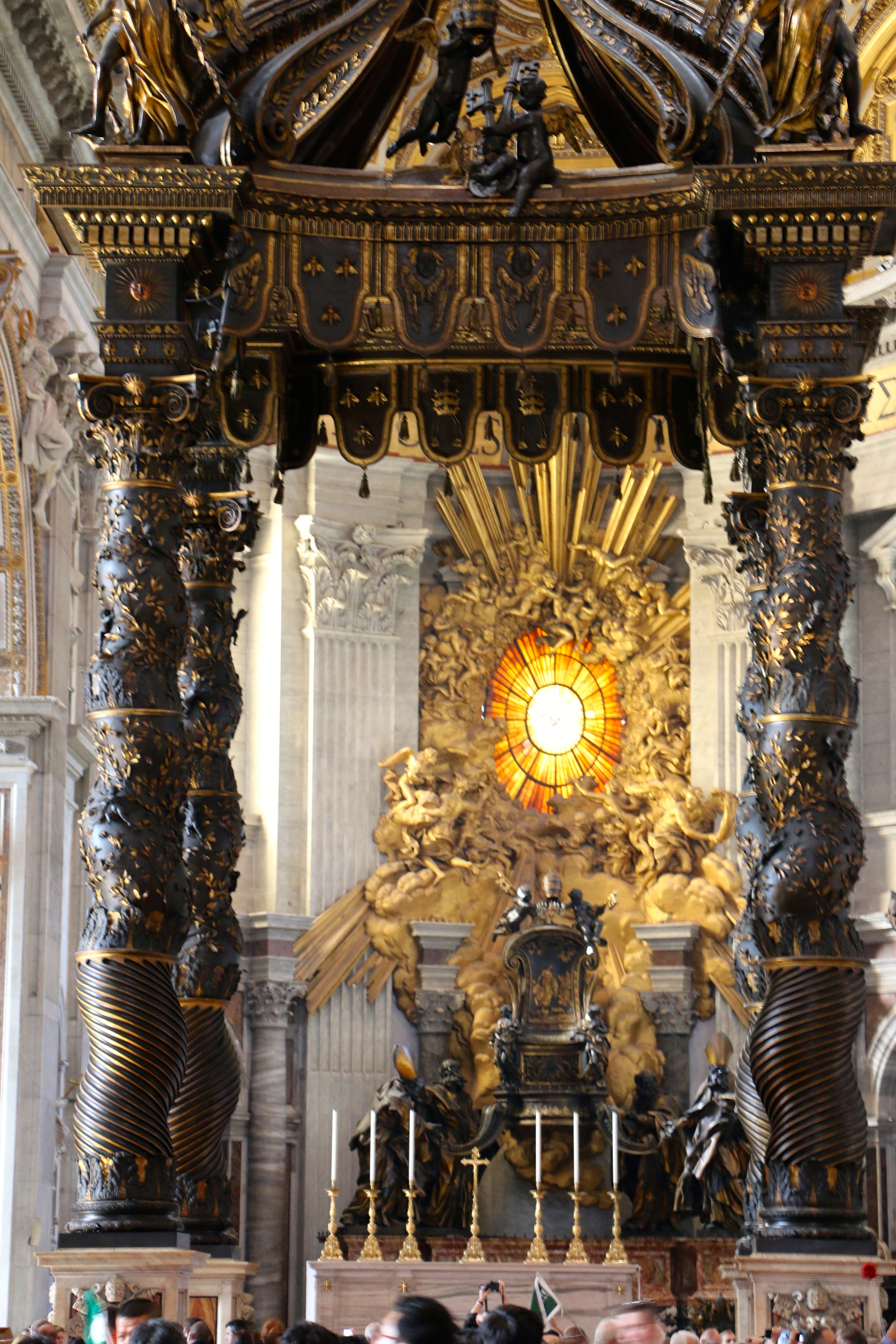 St. Peter's Basilica Rome Italy 9