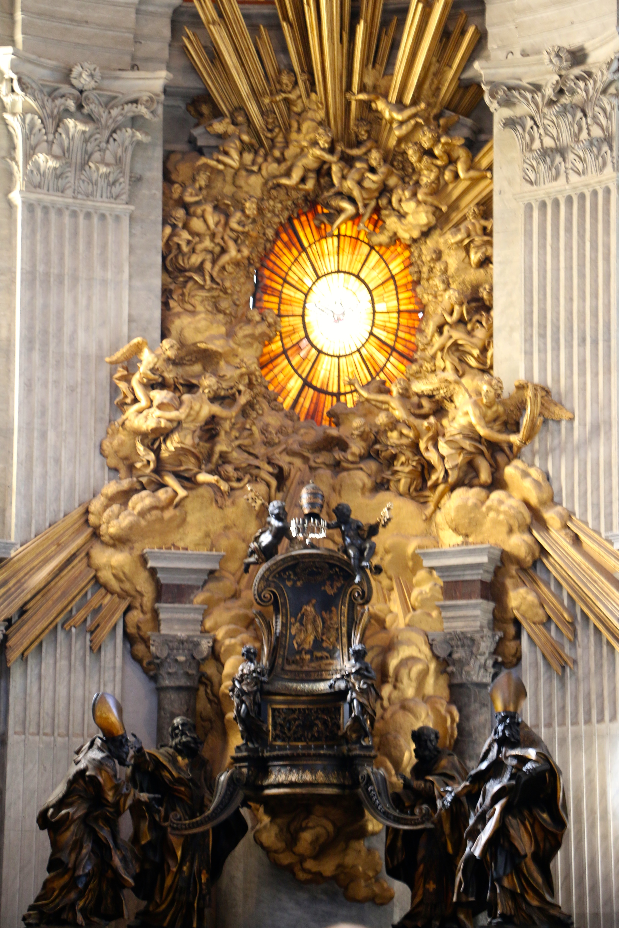 St. Peter's Basilica Rome Italy 7