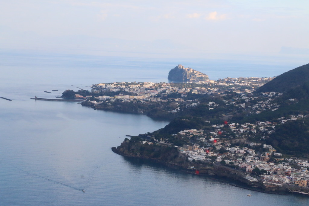 flying a plane to Italian Islands 32