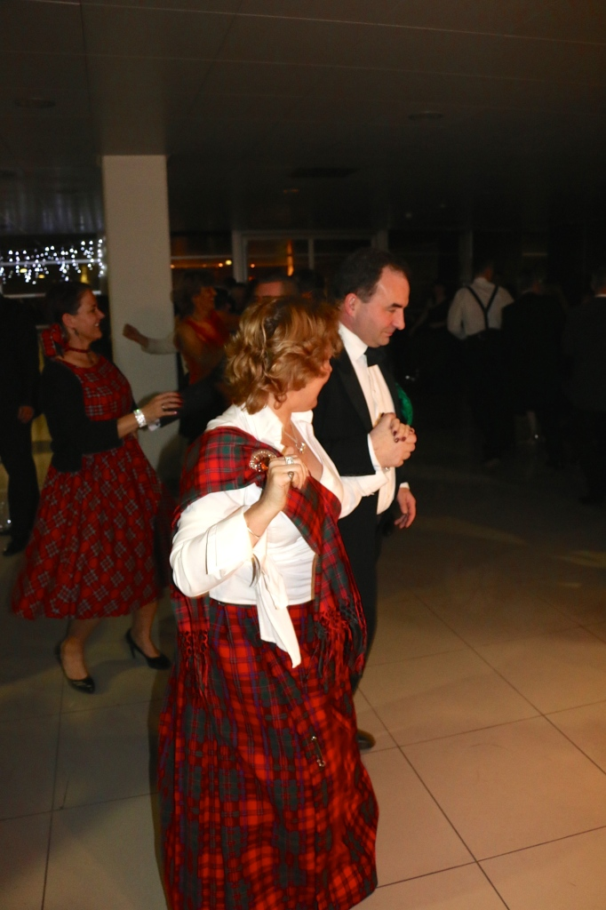 Robert Burns Supper in Italy 6