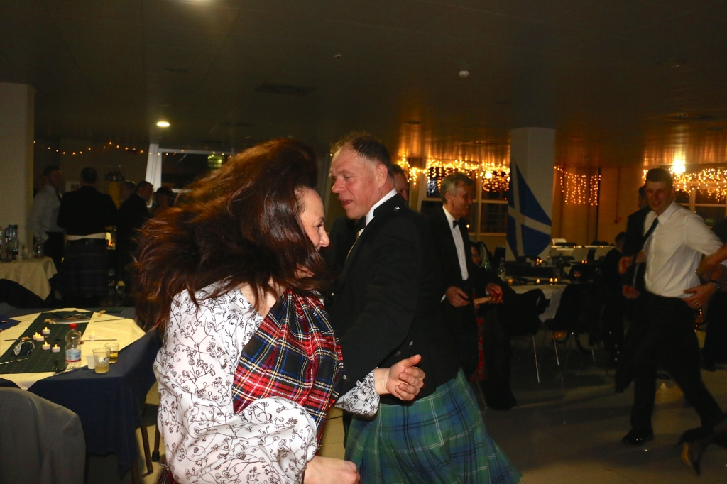 Robert Burns Supper in Italy 14