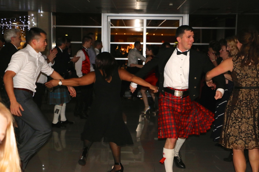 Robert Burns Supper in Italy 20