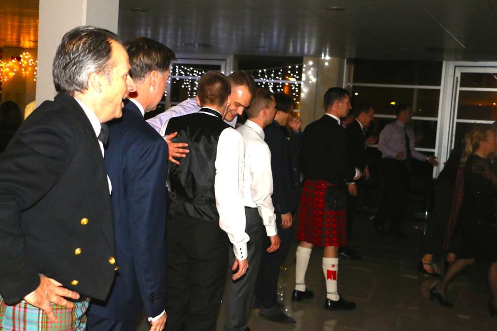 Robert Burns Supper in Italy 25