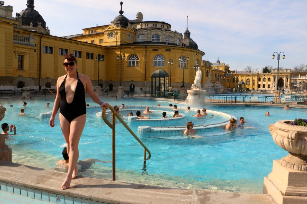 Budapest Hungary Thermal Baths 2