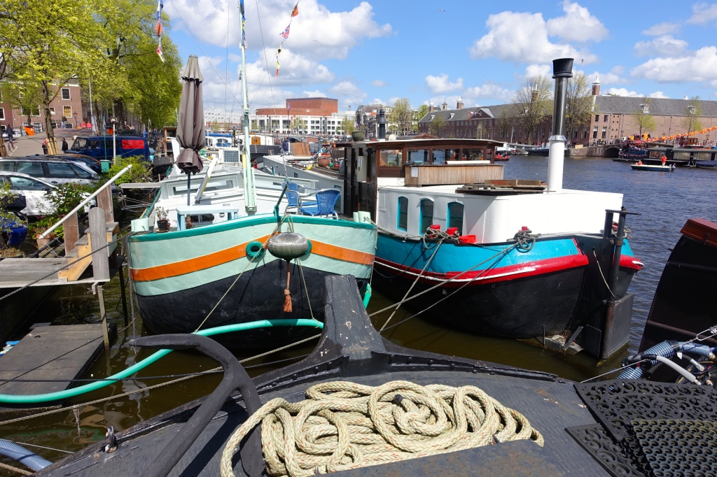 House Boat Amsterdam 3