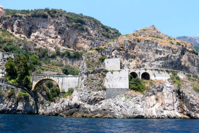 Boating the Amalfi Coast Italy 4