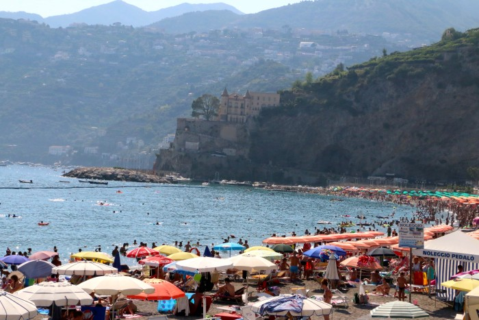 Boating the Amalfi Coast Italy 24