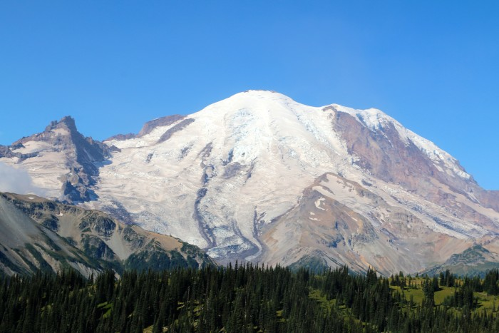 Mount Rainier State Park Washington 12