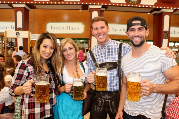 Oktoberfest Munich Germany 2015 10
