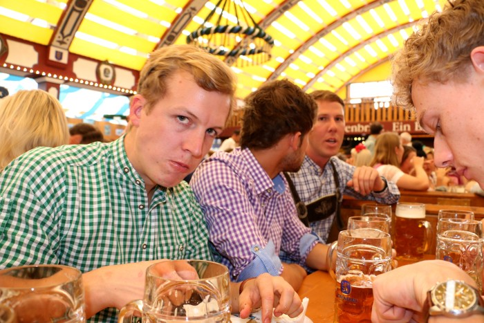 Oktoberfest Munich Germany 2015 11