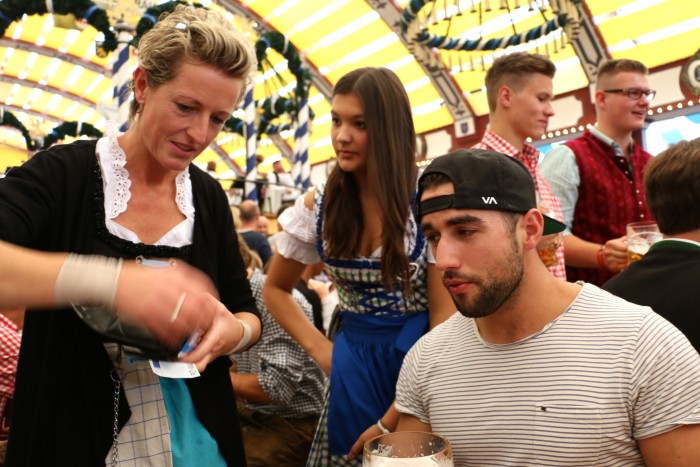 Oktoberfest Munich Germany 2015 12