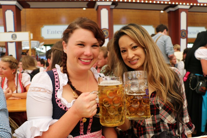 Oktoberfest Munich Germany 2015 14