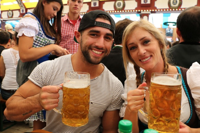 Oktoberfest Munich Germany 2015 15