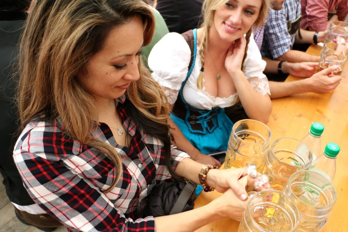 Oktoberfest Munich Germany 2015 17