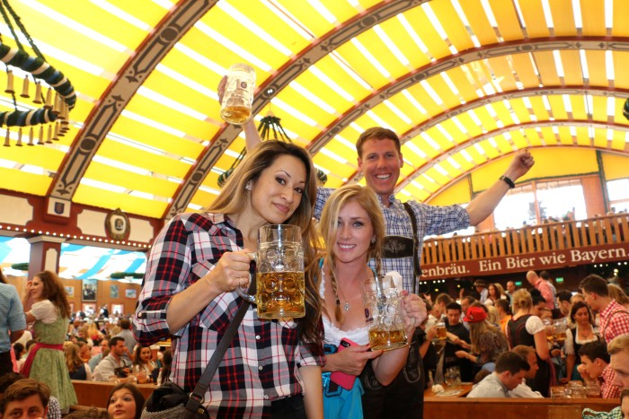 Oktoberfest Munich Germany 2015 19