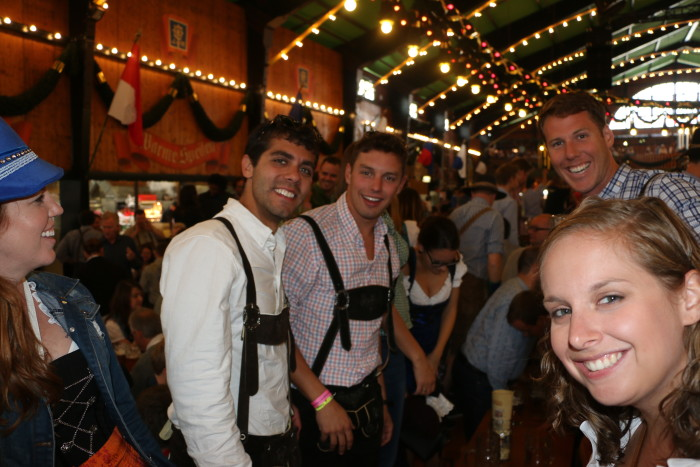 Oktoberfest Munich Germany 2015