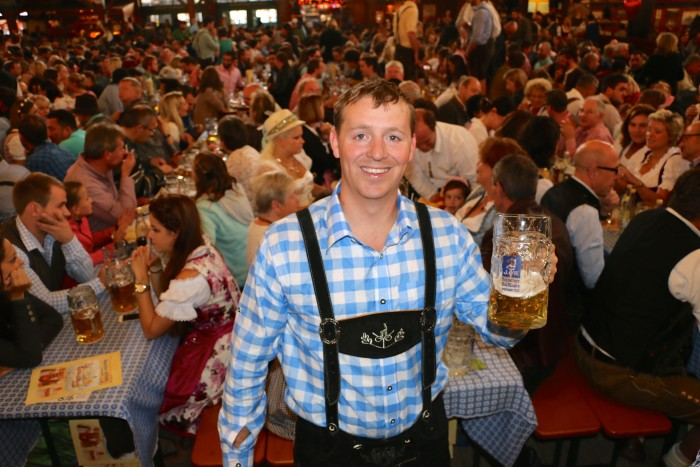 Oktoberfest Munich Germany 2015 25