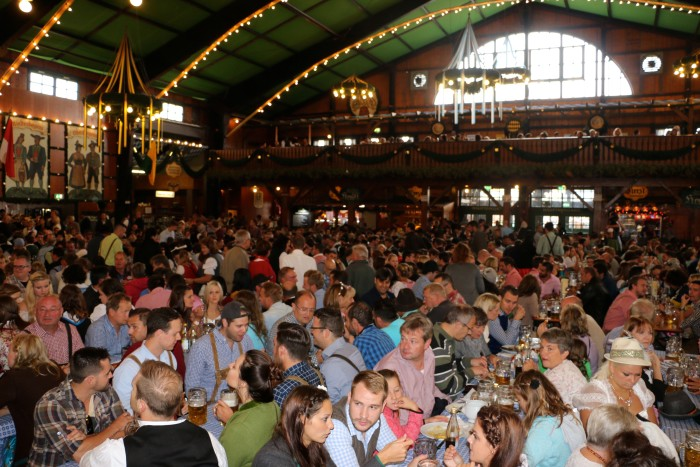 Oktoberfest Munich Germany 2015 26