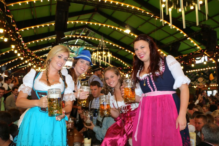 Oktoberfest Munich Germany 2015 28