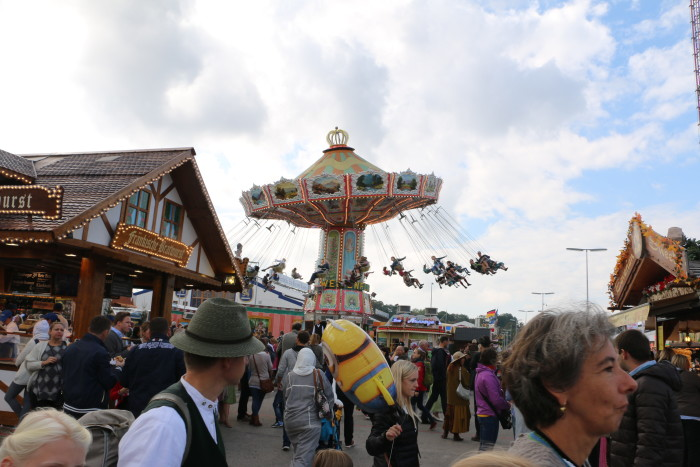 Oktoberfest Munich Germany 2015 43