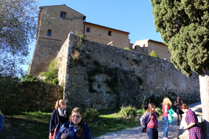 Girls Weekend in a Tuscan Castle, Italy 51