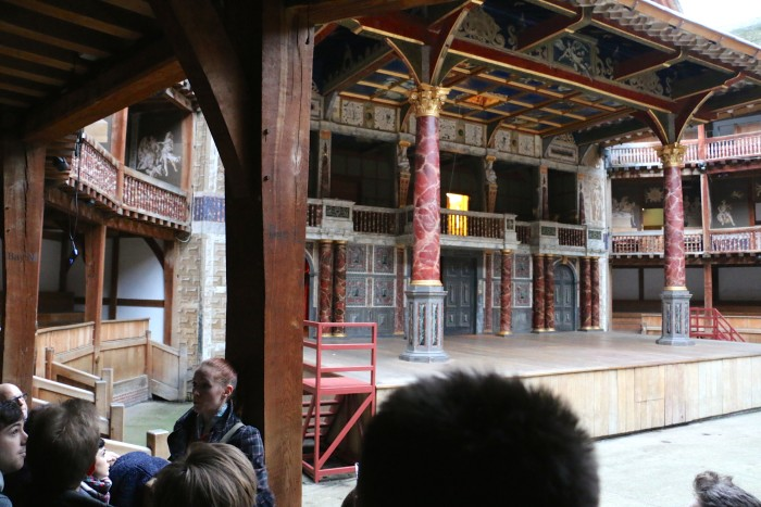 Shakespeare's Globe Theater London 2