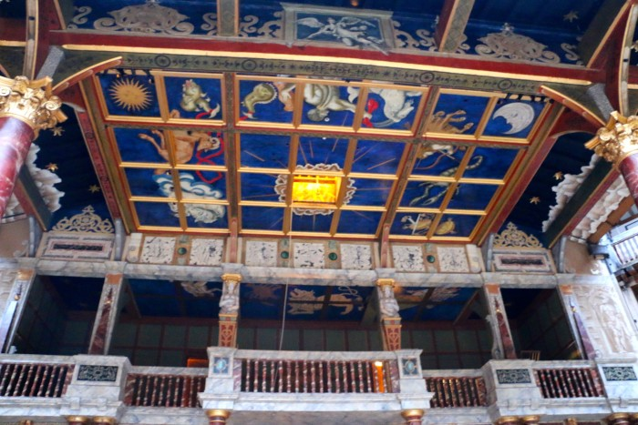 Shakespeare's Globe Theater London 3
